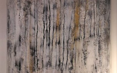 Urwaldfeeling 100 x 100 cm, 450,- Euro