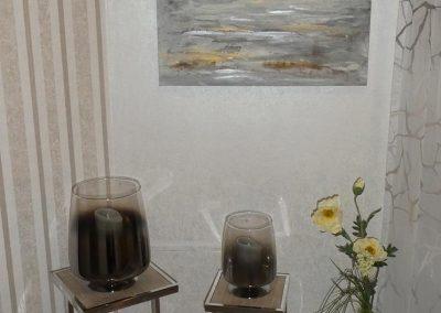 Acrylbilder auf Leinwand