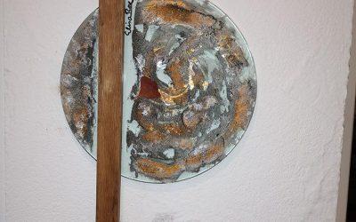 Baumkante Eiche Hell 140 x 35 cm, 350,- Euro