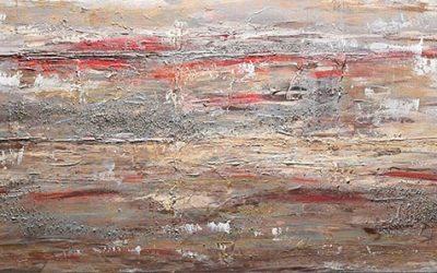 Farbspielgelung 60 x 150, VERKAUFT